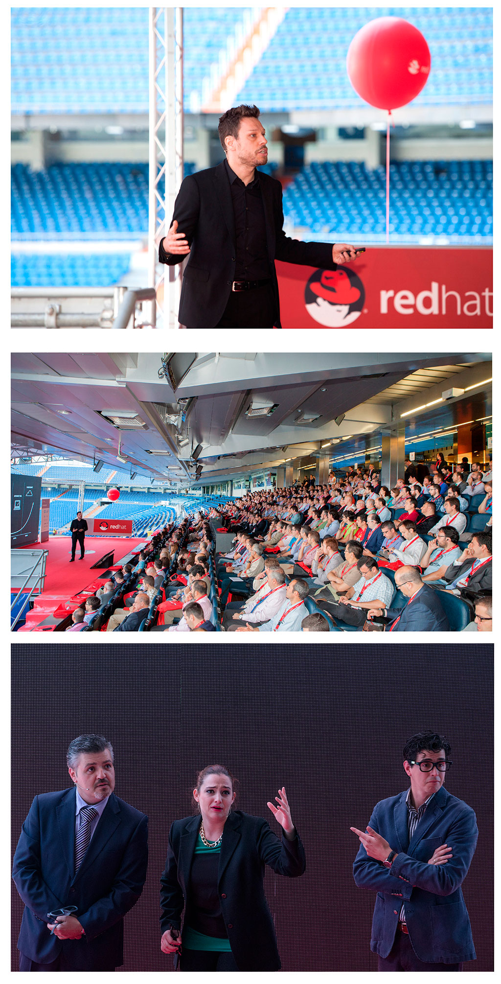 Red Hat Forum 2014 – Evento Corporativo 3