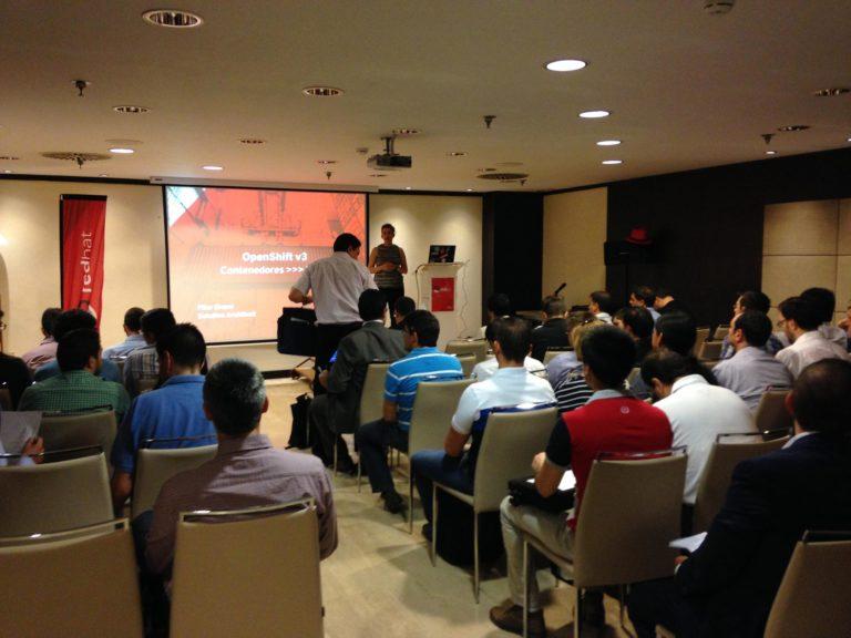 Evento de formación en Madrid, Barcelona y Lisboa