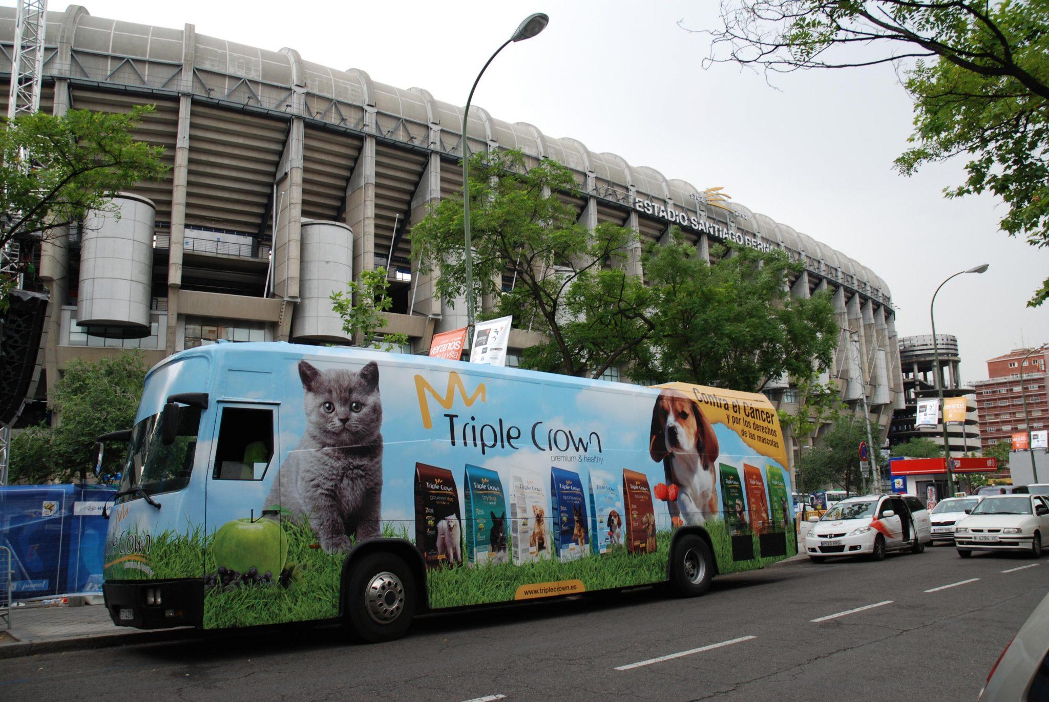 Road Show por los derechos de las mascotas