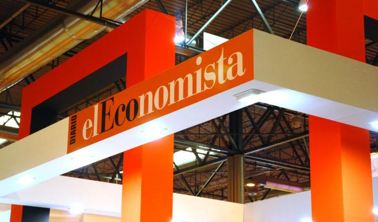 Feria del automóvil Stand de el Economista