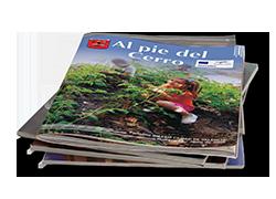 Edición y producción revista