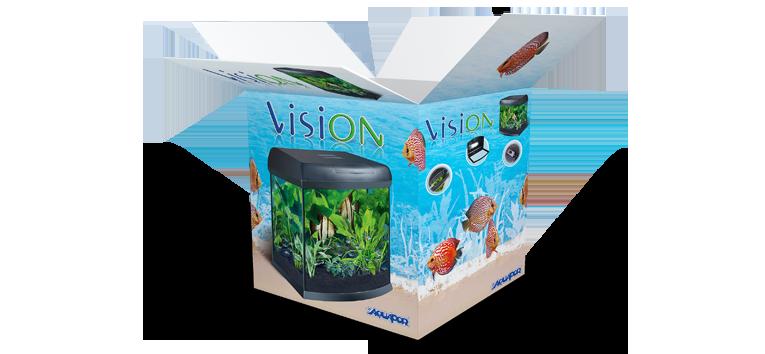 Diseño de packaging visiON