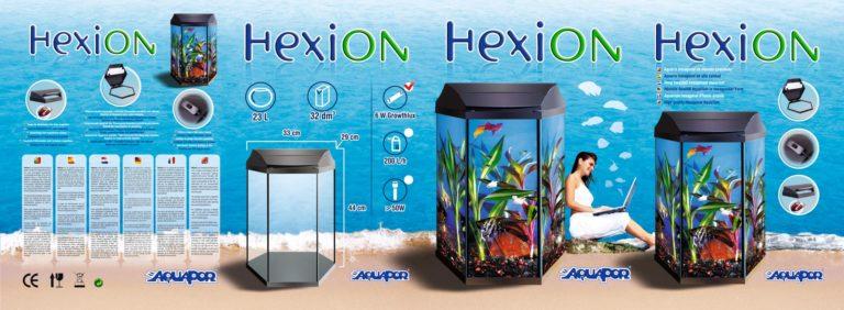 Diseño de packaging Hexion