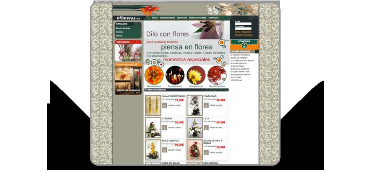 Comercio electrónico y diseño web
