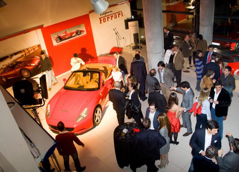 Evento Ferrari
