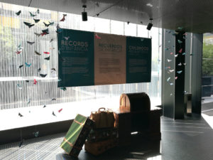 Exposición Roca Barcelona Gallery, Museografía