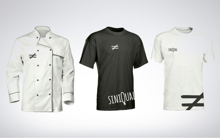 Identidad e implantación de marca para el restaurante. Producción y diseño web.