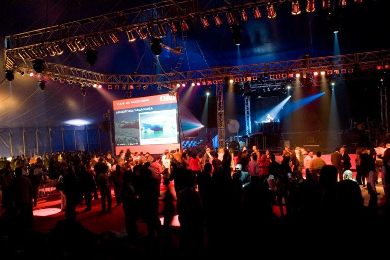 Fiesta corporativa en las Plaza de Toros de las Ventas