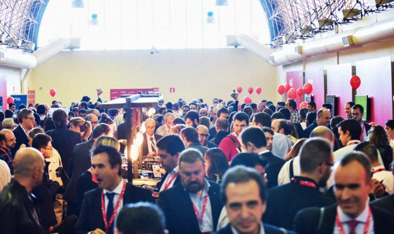 evento corporativo anual empresarial multinacional